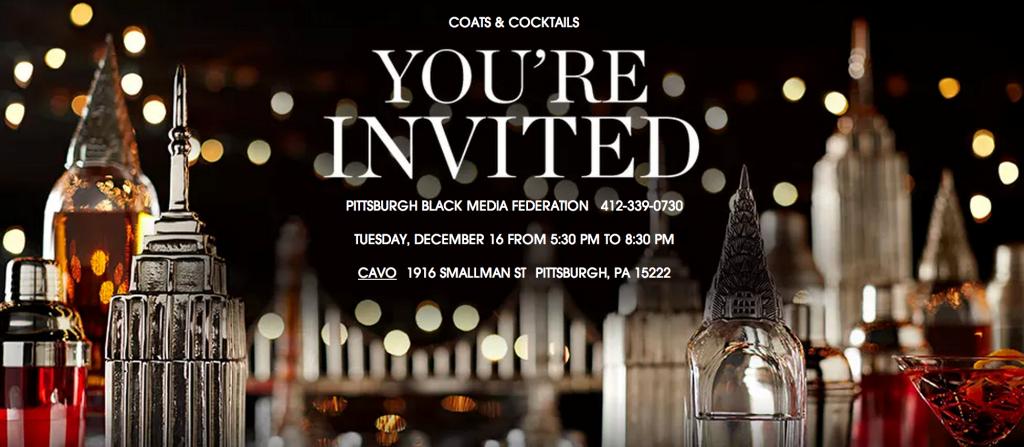 Coats & Cocktails photo 2